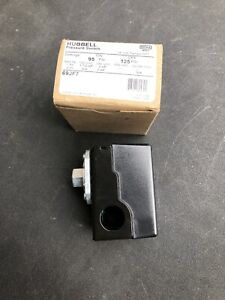 69jf7 Air Compressor Pressure Switch 95 125psi Old 69mb7 Furnas hubbell New