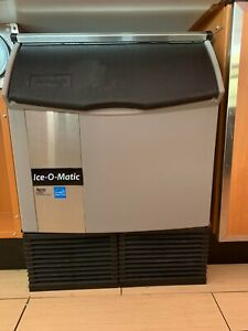 Ice o matic Ice Cuber With Bin