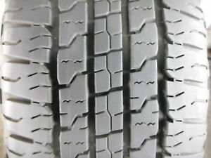 Used P275 65r18 116 T 9 32nds Goodyear Wrangler Fortitude Ht