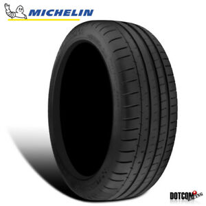 1 X New Michelin Pilot Super Sport 295 30zr20xl 101y Tires