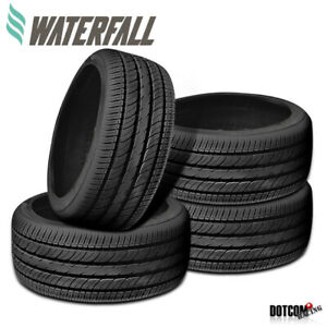 4 X New Waterfall Eco Dynamic 225 55r17 101w Xl Tires