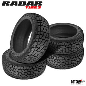 4 X New Radar Renegade At 5 35 12 5 17 121r All season Tough Tire