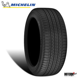 1 X New Michelin Latitude Tour Hp 255 55r18 105v Tires