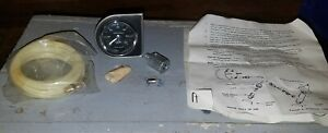 N o s Speedwell Oil Gauge Vintage London England W instructions Never Used