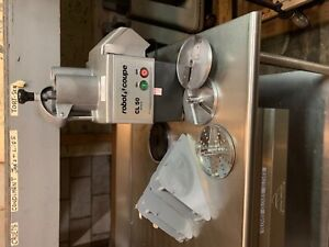 Robot Coupe Cl50e Food Processor