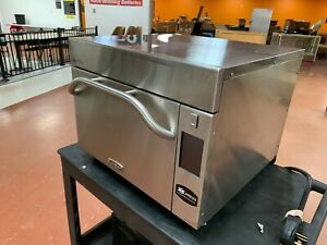Amana Axp20qt High Speed Commercial Microwave Convection Combination Oven
