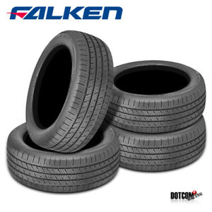 4 X Falken Ziex Ct60 A S 235 55r18 100v All Season Crossovers Performance Tires