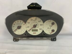 01 05 Honda Civic Si Ep3 Speedometer Dials Gauge Cluster Mph