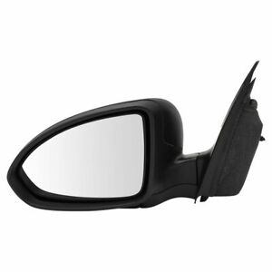 Mirror Power Manual Folding Textured Black Cap Lh Driver Side For Cruze