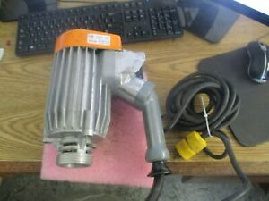 Flux Type F450 Ex Pump Motor