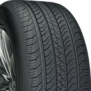 2 New 265 35 20 Continental Pro Contact Tx 35r R20 Tires 34511
