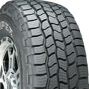 2 New 255 75 17 Cooper Discoverer At3 4s 75r R17 Tires 36852