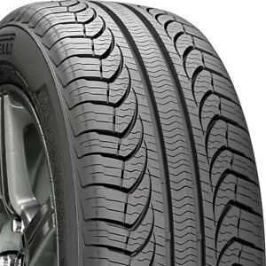 4 New 205 55 16 Pirelli P4 Fourseasons Plus 55r R16 Tires 38528