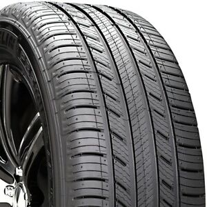 2 New 235 55 17 Michelin Premier A S 55r R17 Tires 35791