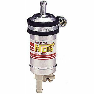Nos 15760 Low Pressure small Displacement Fuel Pump