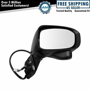 Mirror Power Heated Side View Camera Paint To Match Rh Side For Honda Civic