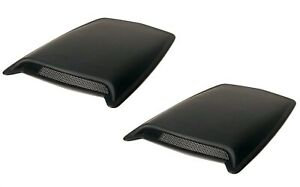 Lund 80001 Eclipse Hood Scoops Large Pair