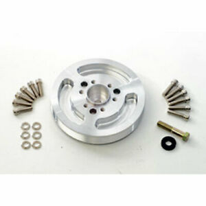 The Blower Shop 4229 Accessory Pulley Small Block Chevy Diameter 7 5 6 Rib