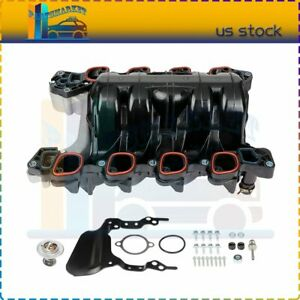 Intake Manifold 2l2z 9424 a For 2002 2005 Ford Explorer Mercury Mountaineer New