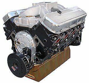 Blueprint Engines Mbp4960ct Big Block Chevy Marine Base Engine