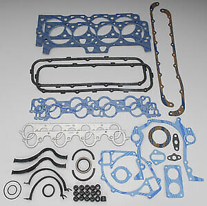 Fel Pro Ks2305 Engine Kit Gasket Set Big Block Ford 1968 78 429 Except Boss 46