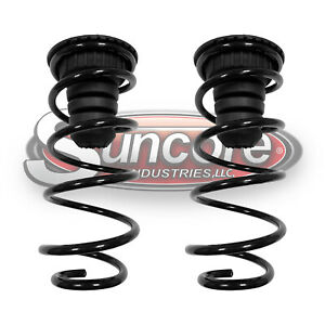 Rear Pair Air To Coil Springs Conversion Kit For 2005 2007 Toyota Sequoia