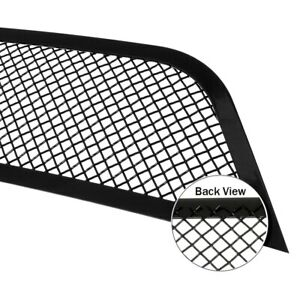 For Toyota Tacoma 2001 2004 Apg 1 pc Black 1 8mm Wire Mesh Bumper Grille