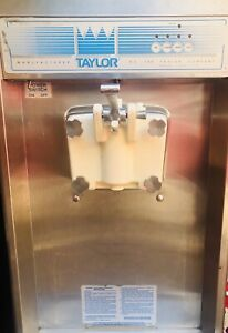 Taylor 758 33 Commercial Soft Serve Ice Cream Machine Single Handle 3 Phase