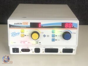 Bovie Aaron 1250 High Frequency Electrosurgical Generator Esu Surgical Unit