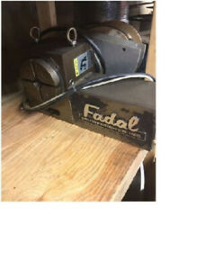 Fadal Model Vh 65 4th axis Rotary Table 6 5 Dia Serial 6550592