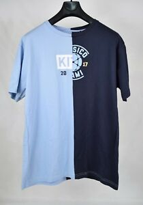 Kith Coca Cola T-Shirt All American Vintage Tee Cotton Blue 2XL Mens