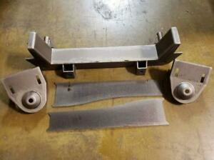 31 Mustang Ii Crossmember With Hats And Boxing Plates Street Rod Rat Rod