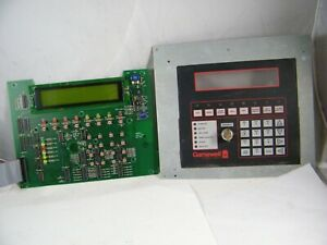 Gamewell Signal Systems Fire Alarm Display Assembly If 610 31024