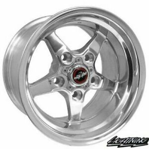 Race Star Wheels 92 510540dp 92 Series Drag Star Wheel