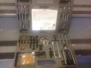 Mac Tools Master Steering Wheel Service Set Swp800
