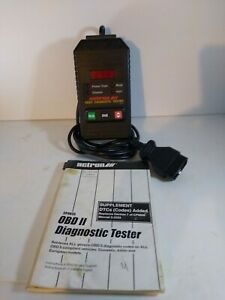 Actron Obdii Automobile Diagnostic Tester Model Cp9035f