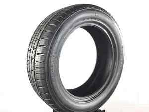 Set Of 4 New P245 55r19 103 T 12 32nds General Tire New Grabber Hts60