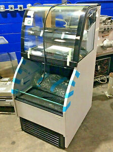 Structural Concepts Harmony Hmbc2 Refrigerated Display Cooler Merchandiser Case