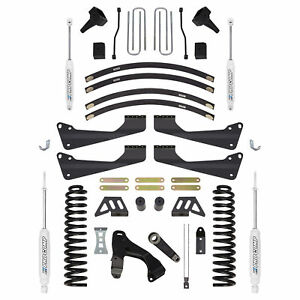 Pro Comp Block Kit Fits 2011 2016 Ford F 250 Super Duty Expk4184b