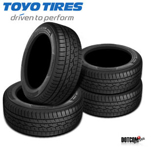 4 X New Toyo Celsius Cuv 255 55r18 109v Touring All season Traction Tires