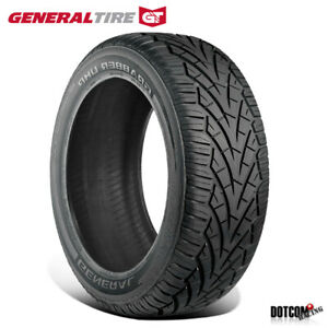 1 X New General Grabber Uhp 275 55r20 117v Summer Performance Tire