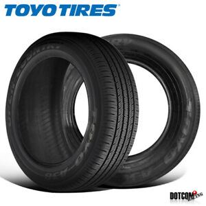 2 X New Toyo Open Country A38 225 65r17 102h Tires