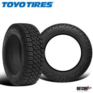 2 X New Toyo Open Country C T Lt265 70r18 E 124q Tires