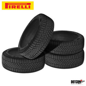 4 X New Pirelli Ice Zero Fr 215 60r17xl 100t Tires