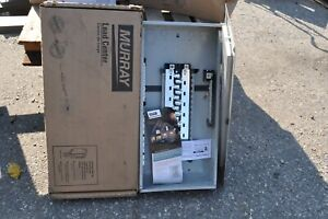Murray Lc3040l1200 200 Amp Main Lug 1 Phase 120 240 Volt Load Center W cover