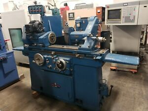 Xlnt 10 X 27 Jones And Shipman Model 1300 Od Grinder With Swing Around I d