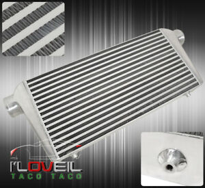 Front Mount Intercooler Turbocharged Supercharged Ram Air Fmic For Pontiac Gto