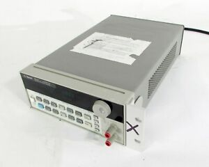 Hp Agilent 6612c System Dc Power Supply 20v 2a