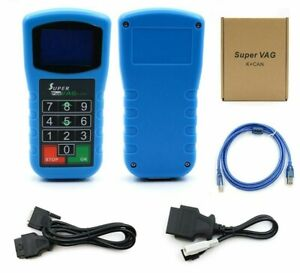 Super Vag K 2 0 Plus Diagnosis Mileage Correction Pin Code Reader Airbag Reset