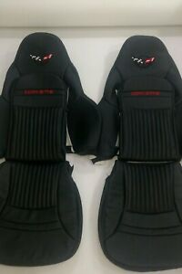 C5 Corvette Synthetic Leather Sports Seat Cover 1997 2004